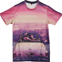Sleeping With Sirens Men's  If You Were A Movie Sublimation T-shirt Multi