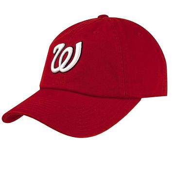 Washington Senators - Logo Ballpark Adjustable Baseball Cap