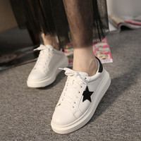 Korean Casual Flat Luxury Shoes [4919699588]