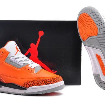 Air Jordan 3 Retro Aj3 318376 688 Men Basketball Shoes | Best Deal Online