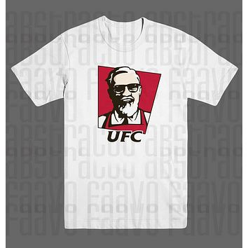 Conor McGregor KFC Boxing Funny UFC Champ The Notorious T Shirt