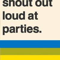 Things To Shout Out Loud At Parties Paperback – 16 Jun 2014