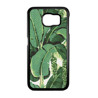 banana leaves Samsung Galaxy S6 Case