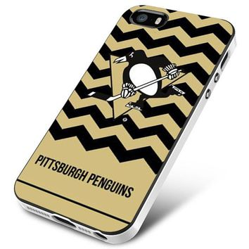 PITTSBURGH PENGUINS NHL iPhone 5 | 5S | 5SE Case Planetscase.com