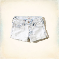 Hollister Low Rise Boyfriend Shorts