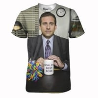 World's Best Boss Michael Scott Tee