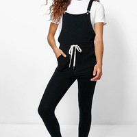 Lois Ponte Dungaree Casual Jumpsuit