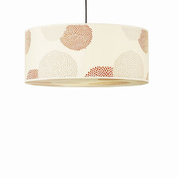 Meridian Jumbo Pendant w/ Multiple Shades design by Lights Up!