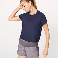Final Lap Short Sleeve| Women's Short Sleeve Tops | lululemon athletica