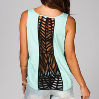 ELEMENT Jet Lagged Womens Top