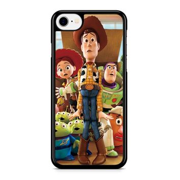 Toy Story Thephonecase Iphone 8 Case