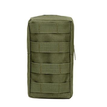 NEW Multi-Purpose Tactical MOLLE EDC 600D Nylon 21X11.5 cm Utility Gadget Pouch Tools Waist Bags Outdoor Pack W1