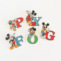 Choice of Mickey Mouse Initial Pins