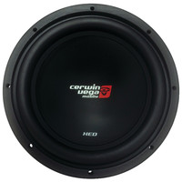 """Cerwin-vega Mobile Xed Svc 4ohm Subwoofer (12"""" 1000 Watts)"""
