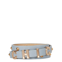Chic Skinny Letter Belt - Belts - Accessories - Topshop USA