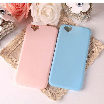 Fashion Solid Dustproof Case for iPhone 7 7Plus & iPhone se 5s 6 6 Plus Best Protection Cover +Gift Box-539