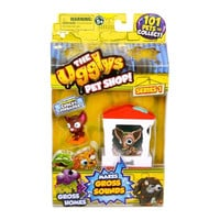Gross Homes The Ugglys Pet Shop Series 1 Pack