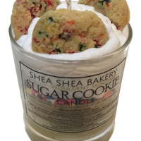 Signature-Sugar Cookie Candle