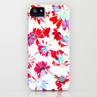 Flowering #5 iPhone & iPod Case by Ornaart
