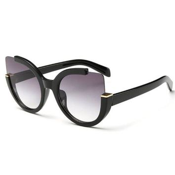 The Cat's Eye Sunglasses