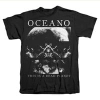 This Is A Dead Planet Black : OCNO : MerchNOW - Your Favorite Band Merch, Music and More