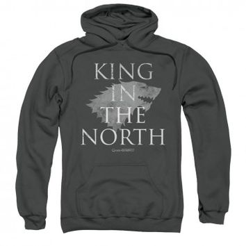 Game of Thrones King of the North Hoodie