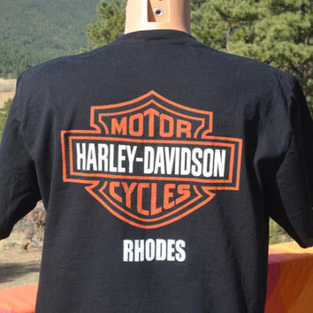 6a308cf1 Best Vintage Harley Davidson Motorcycle T Shirts Products on Wanelo