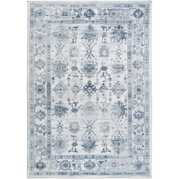 Broadview Blue Area Rug