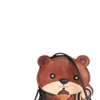 ModCloth Darling Critter-cal Mass Bag in Squirrel