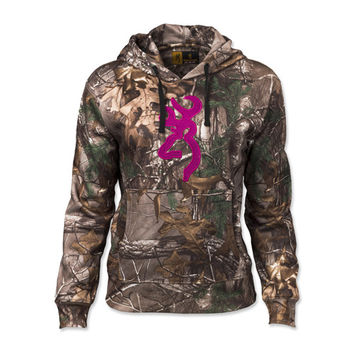Wasatch Performance II Hoodie for Her Realtree Xtra, Small