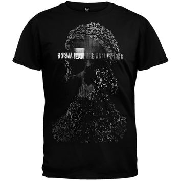 Norma Jean - Eat At Skull T-Shirt