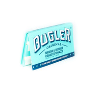 Bugler Single Wide Rolling Papers - Single Pack