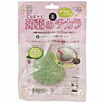 Sasa.com: Be Creation, Green Tea Konjac Facial Cleaning Sponge (1 piece)