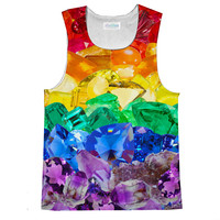 Crystalz PRIDE Loose Tank Top