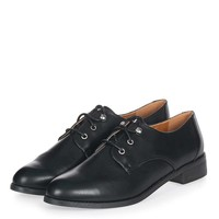 FENNER Hook Lace Up Shoes - Shoes