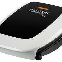 George Foreman GR0060W 60-Square-Inch Nonstick Grill