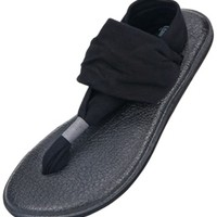 Sanuk Women's Yoga Sling Sandals at SwimOutlet.com