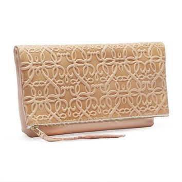 Statement Clutch - late peach by VIDA VIDA BGmZlR8R