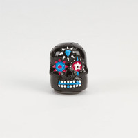 Sugar Skull Lip Balm Mint One Size For Women 23902910001