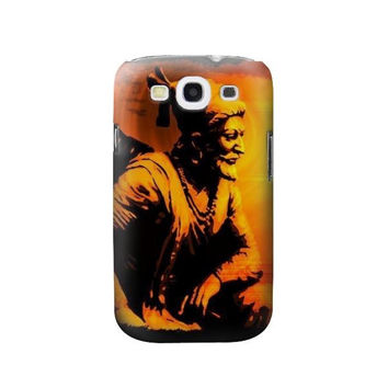 P1105 Shivaji Maharaj Rajesh Khilari Case Cover For Samsung Galaxy S3