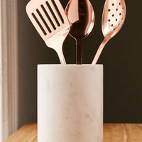 Marble Utensil Storage - Urban Outfitters