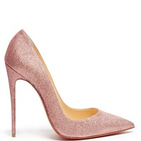 So Kate 120mm glitter pumps | Christian Louboutin | MATCHESFASHION.COM US
