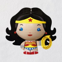Wonder Woman™ Wood Ornament