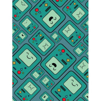 Adventure Time BMO Throw