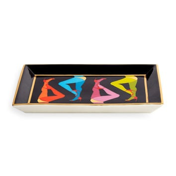 Jonathan Adler Les Girls Rectangle Tray
