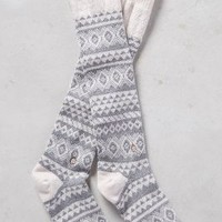 Stance Snow Day Boot Socks in Neutral Motif Size: One Size Socks