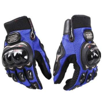 Pro-biker MCS-01C High Protective Racing Motorbike Gloves Scooter Riding guantes Motorcycle motos motocicleta motocross luvas