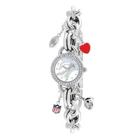San Diego Chargers NFL Women's Charm Series Watch
