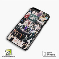 5Sos Collage C02 iPhone 6 plus Case Cover by Avallen