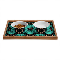 Lisa Argyropoulos Southwest Nights Pet Bowl and Tray